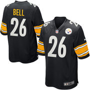 Le'Veon Bell Pittsburgh Steelers Nike Game Jersey - Black