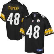 Men's Pittsburgh Steelers Bud Dupree NFL Pro Line Team Color...